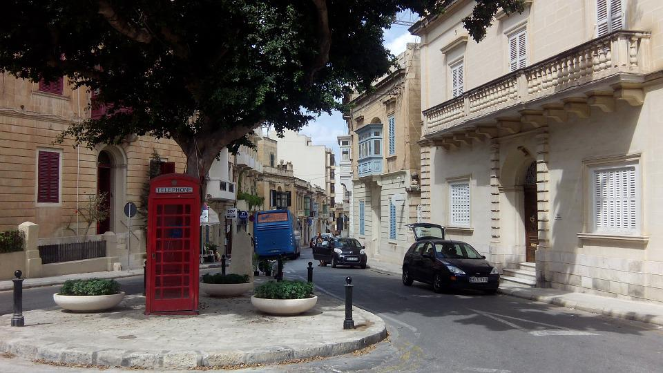 Malta, Phone Box, Phone Booth, British