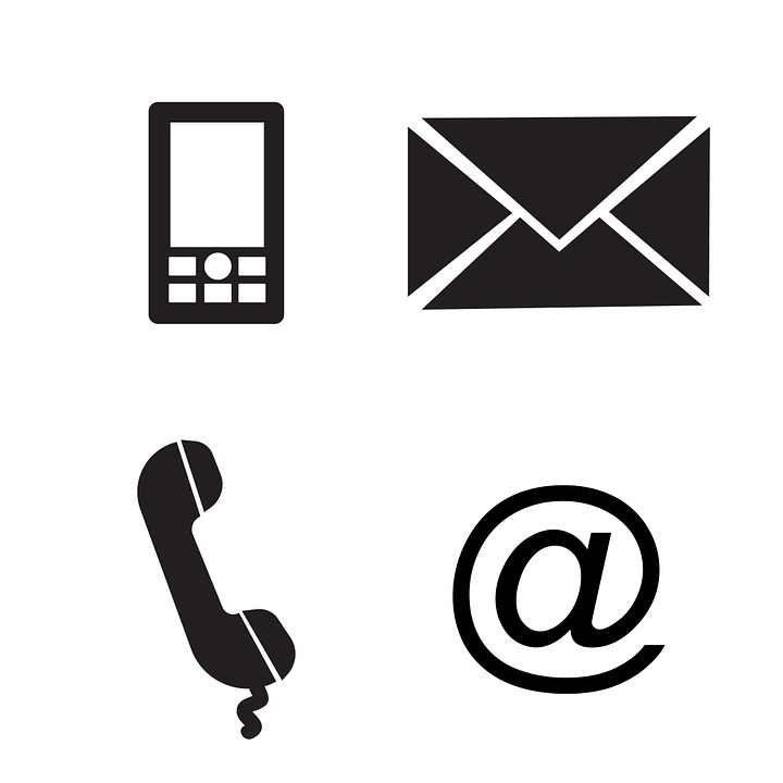 Communication, Phone, Letter, Mail