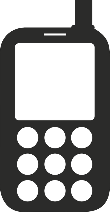 Phone, Icon, Mobile Phone, Logo