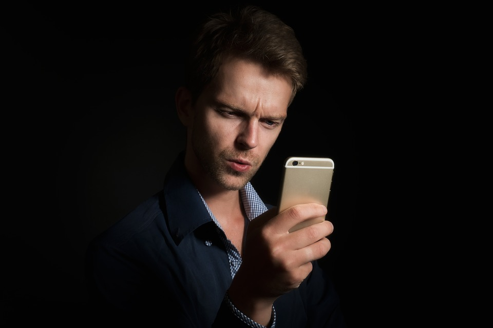 Man, Phone, Mobile, Smartphone, Male, Business, Work