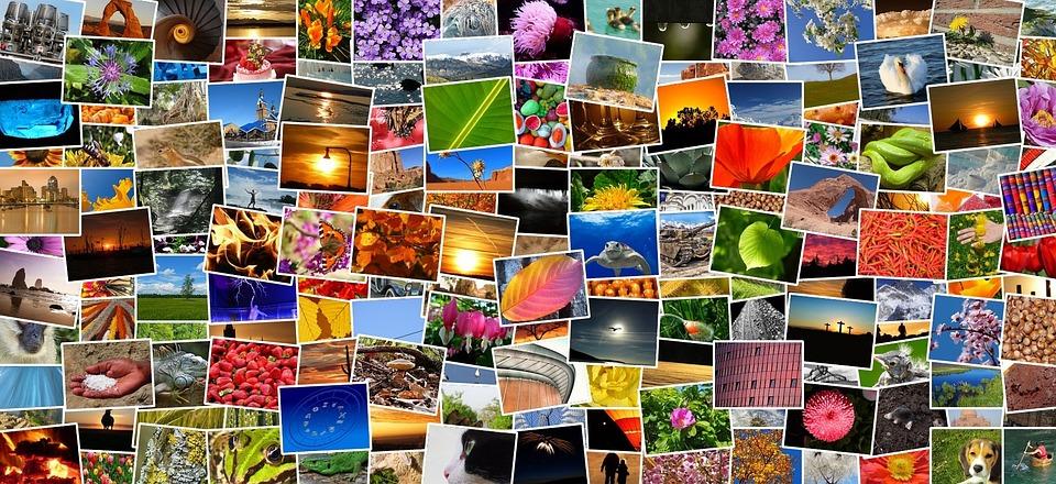 Images, Photos, Photo Collection, Photo Album, Mosaic
