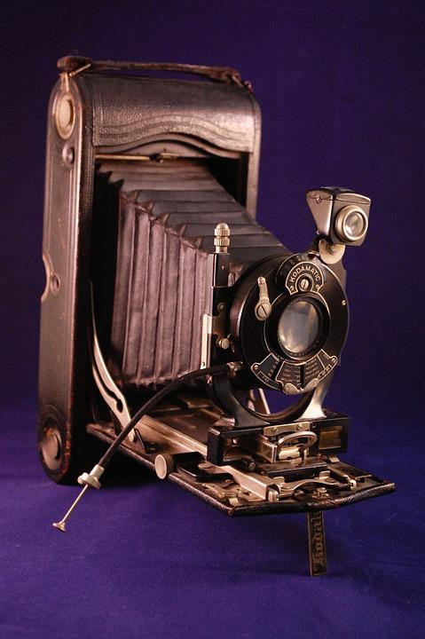 Photo Camera, Old Camera, Camera Old, Kodak, Camera