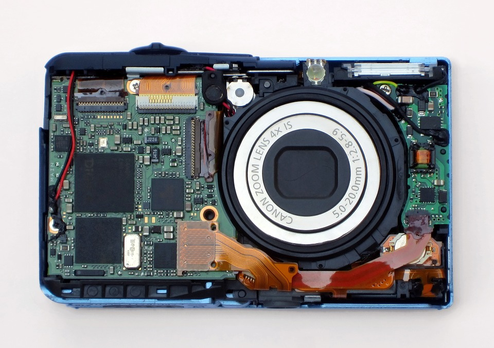 Digital Camera, Photo, Technology, Photography