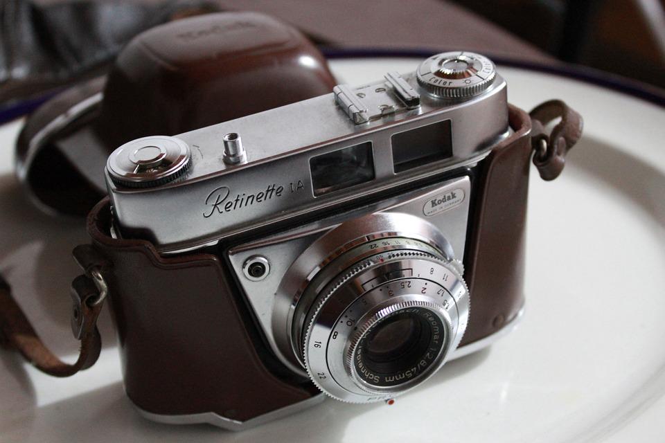 Photo, Camera, Kodak, Photographer, Photography