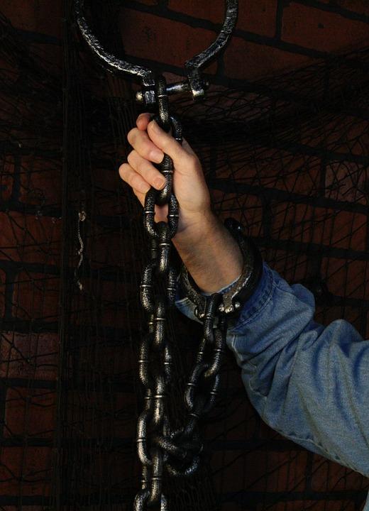 Photo, Chain, Hand, Male