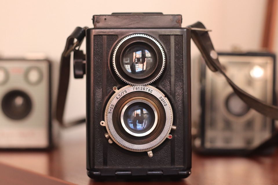 Camera, Old, Photo, Machine, Photography, Nostalgia