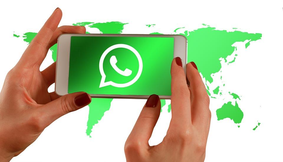 Whatsapp, Icon, Communication, Smartphone, Photo, Phone