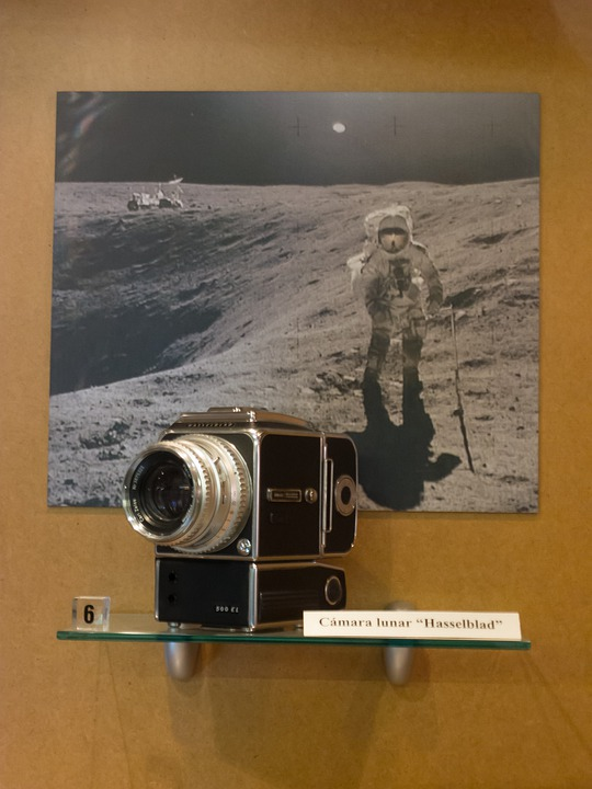 Hasselblad, Camera, Photo, Moon, Lunar, Photo Museum