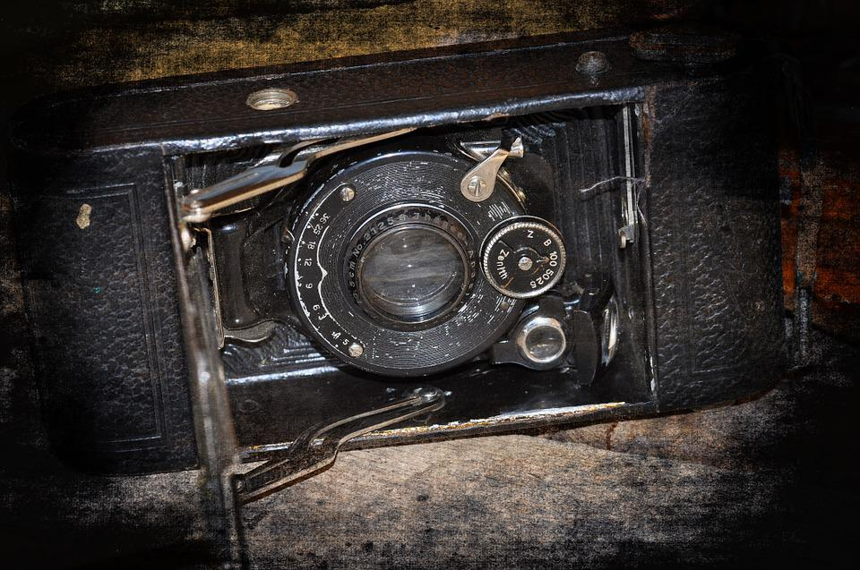 Camera, Photo, Photography, Old, Antique