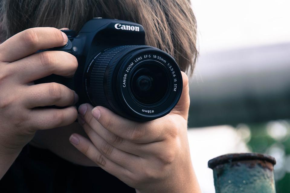 Camera, Photo, City, The Photo Shoot, Street