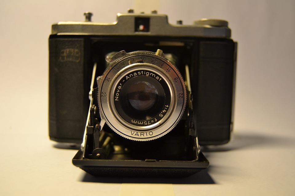 Photo, Machine Photos, Vintage