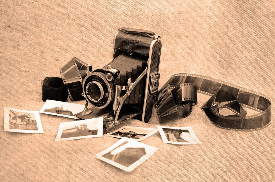 Old, Camera, Photography, Photographer, Business, Job