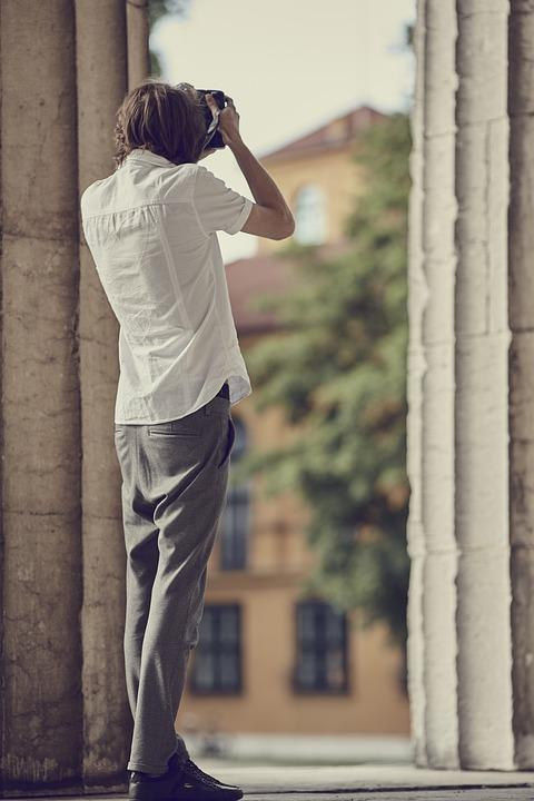 Photographer, Photograph, Photography, Person, Man
