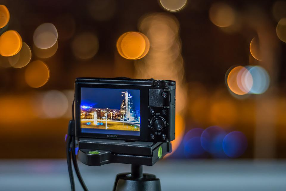 Night Photography, Photographer, Camera, Photography