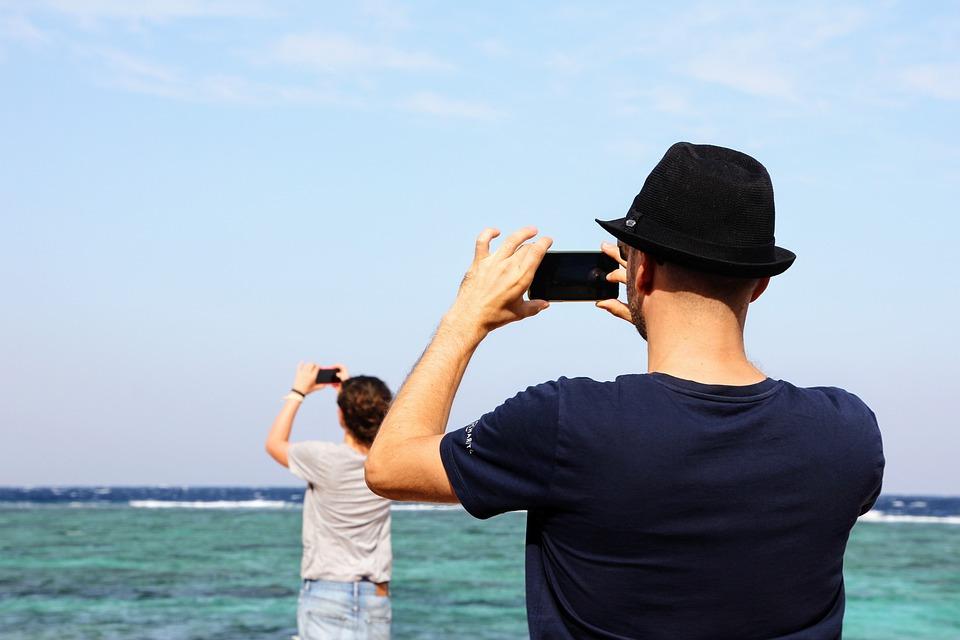 Photographer, Series, Beach, Photograph, Course