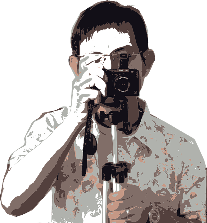 Photographer, Man, Photography
