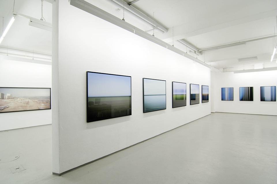 Salzburg, Austria, Art, Photographs, Inside, Interior