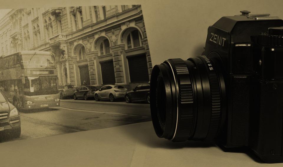 Camera, Lens, Photography, Photo, Equipment, Digital