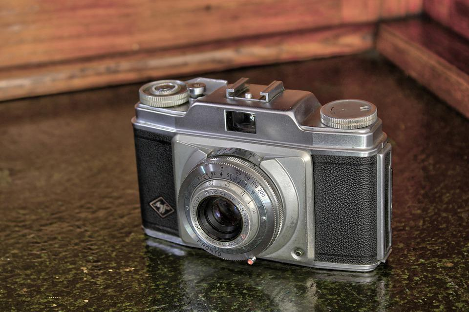 Camera, Old Camera, Photography, Retro Camera
