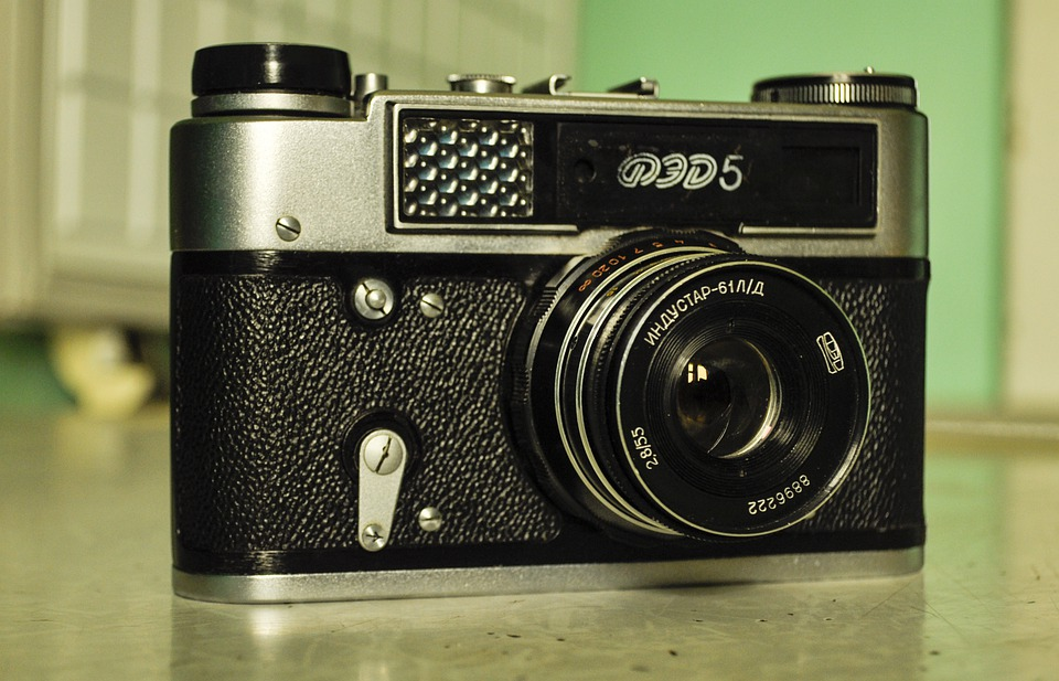 Camera, Old, Photography, Vintage, Antique, Film