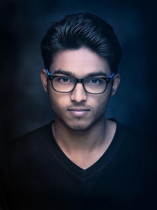 Portrait, Indoor Clicks, Photography