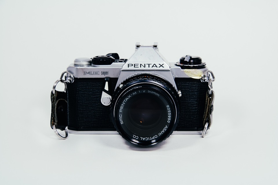 Pentax, Camera, Lens, Photography, Slr