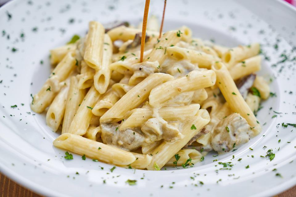 Pasta, Penne, Meat, Photography, Dough, Delicious