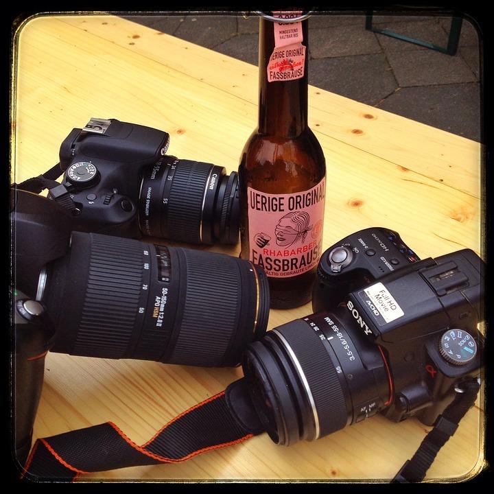 Cameras, Sony, Canon, Nikon, Photography