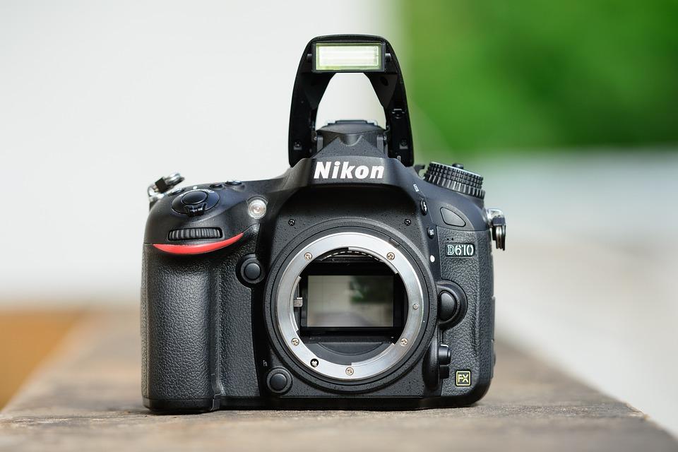 Camera, Photography, Technology, Dslr, Nikon