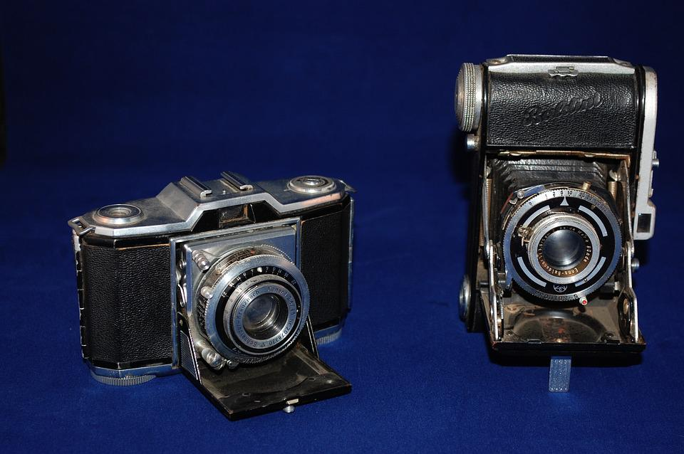 Cameras, Photo, Camera Old, Old Camera, Photography