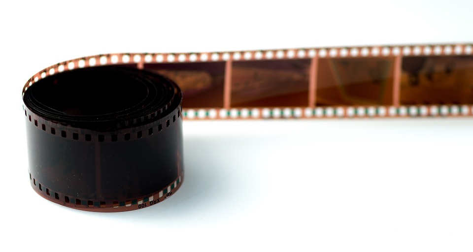 Filmstrip, Photo, Film, Material, Photography