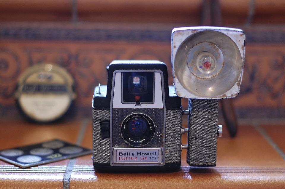 Photo Camera, Old Camera, Photo, Photography