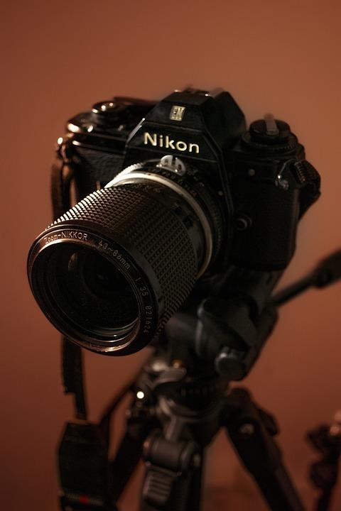 Nikon, Camera, Photographer, Photography, Film