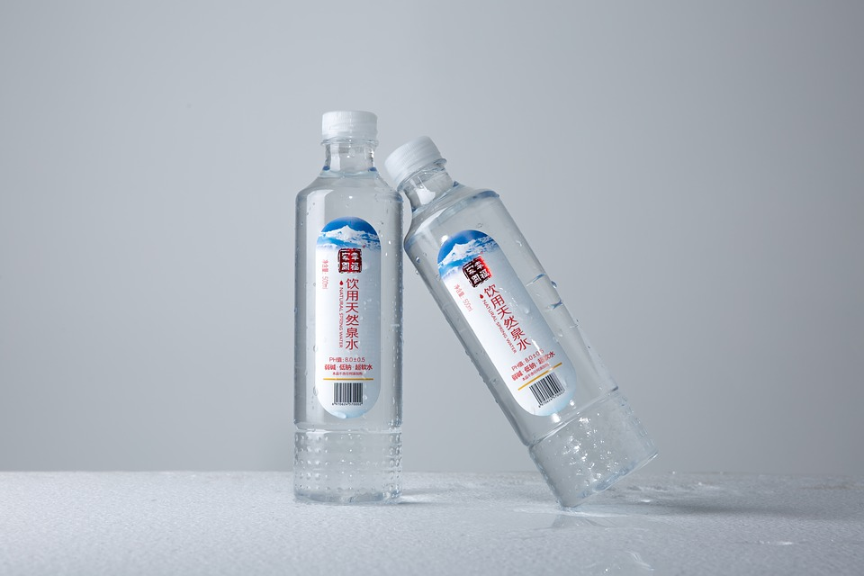 Still Mineral Water, Bottle, Photography, Raw