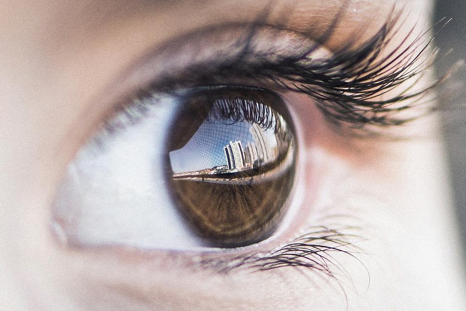 Eye, Reflex, Photography, Girl, Selfie, Human, Building