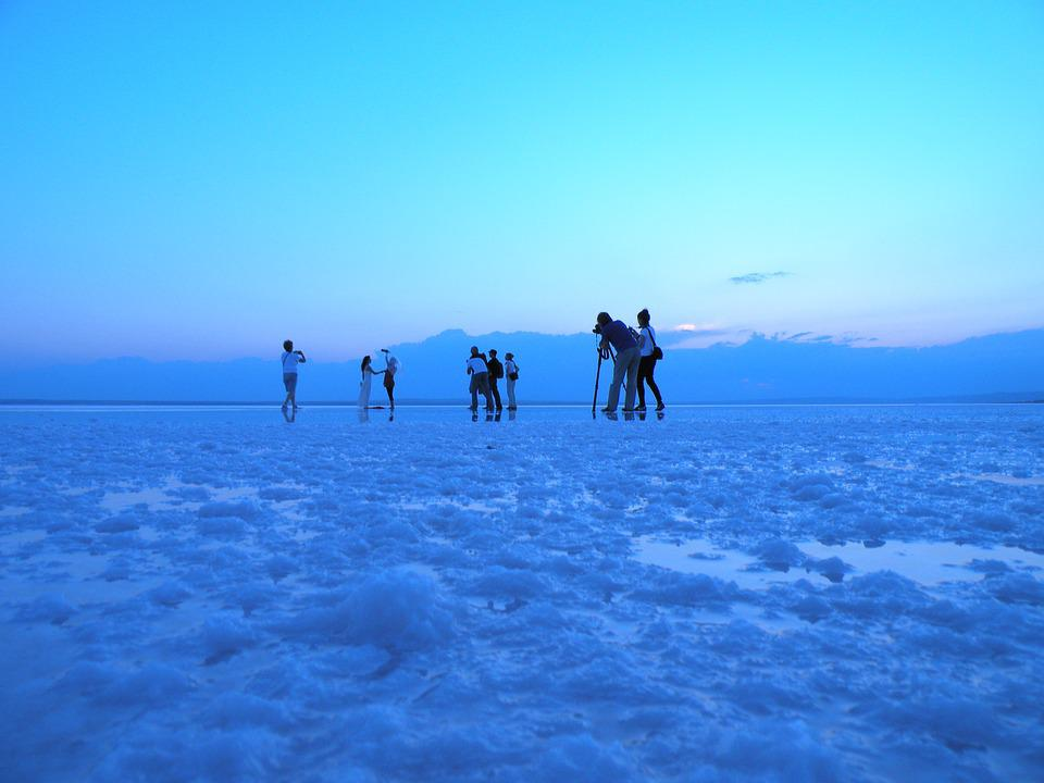 Photography, Salt Lake, Turkey, Nature, Lake, Salt