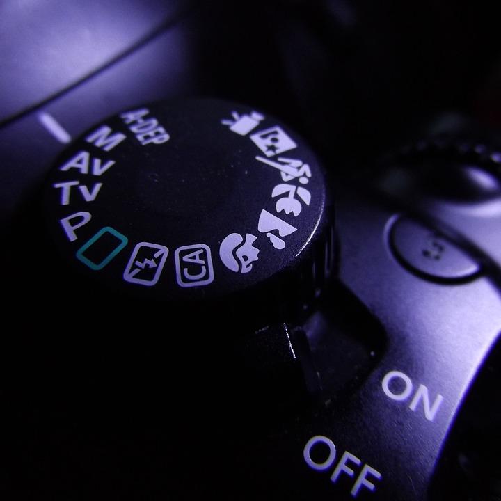 Dial, Photography, Setting, Settings, Programs, Mode