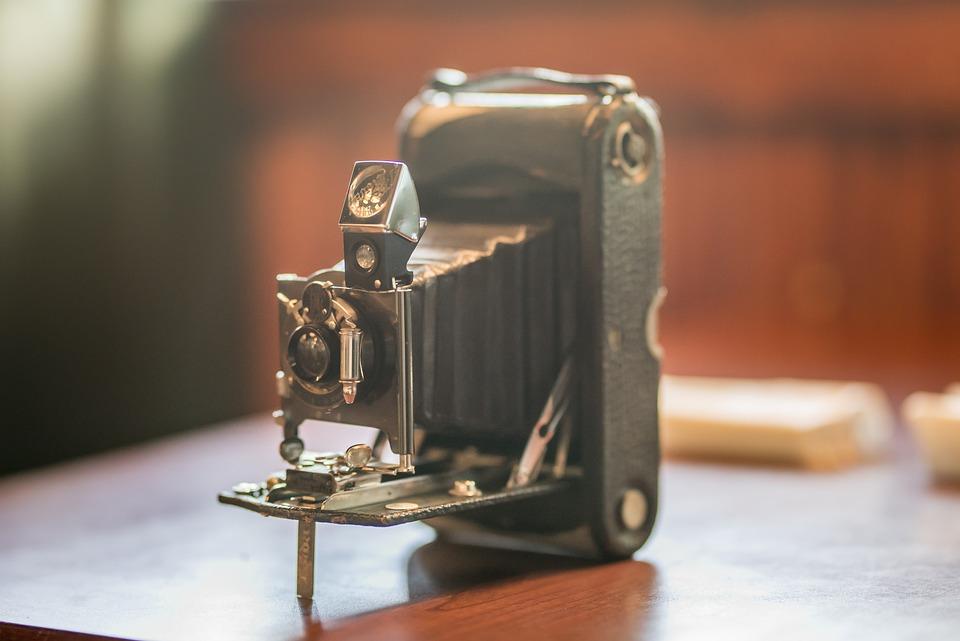 Camera, Antique, Photography, Vintage