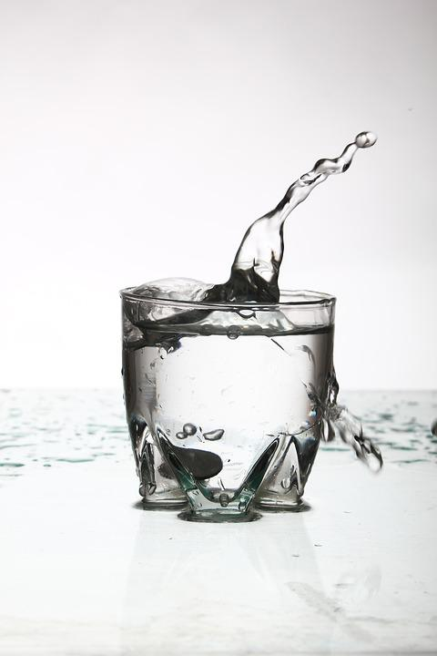 Water Freeze, Photography, Glass