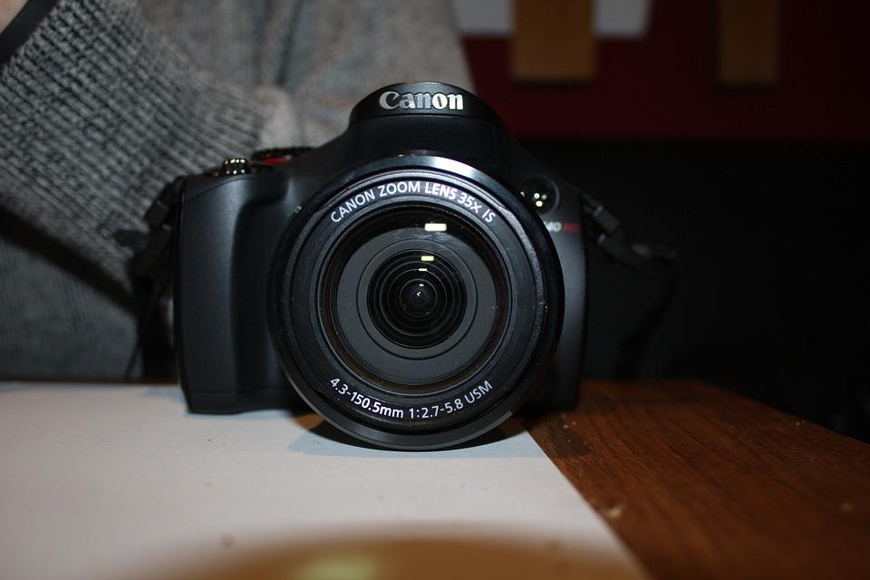 Eye, Camera, Photos