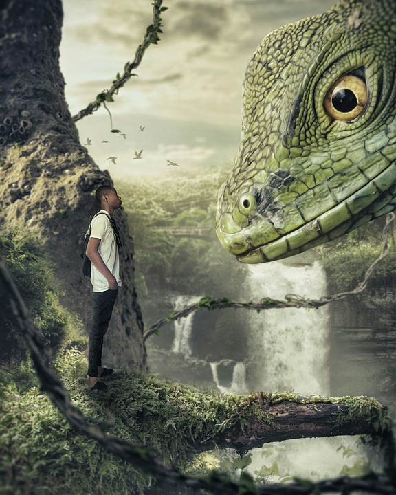 Photo Manipulation, Digital Art, Photoshop Editing