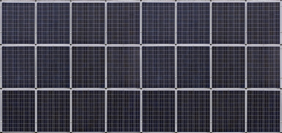 Solar Cells, Photovoltaic, Solar Panel, Light Energy
