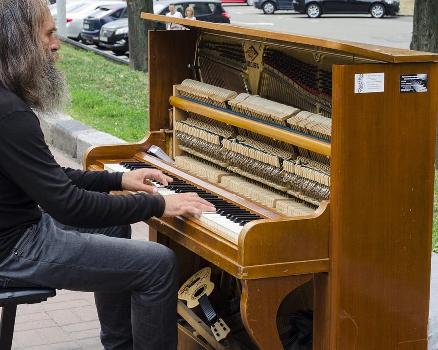 Pianist, Piano, Keys, Hands, Music, Play, Musician