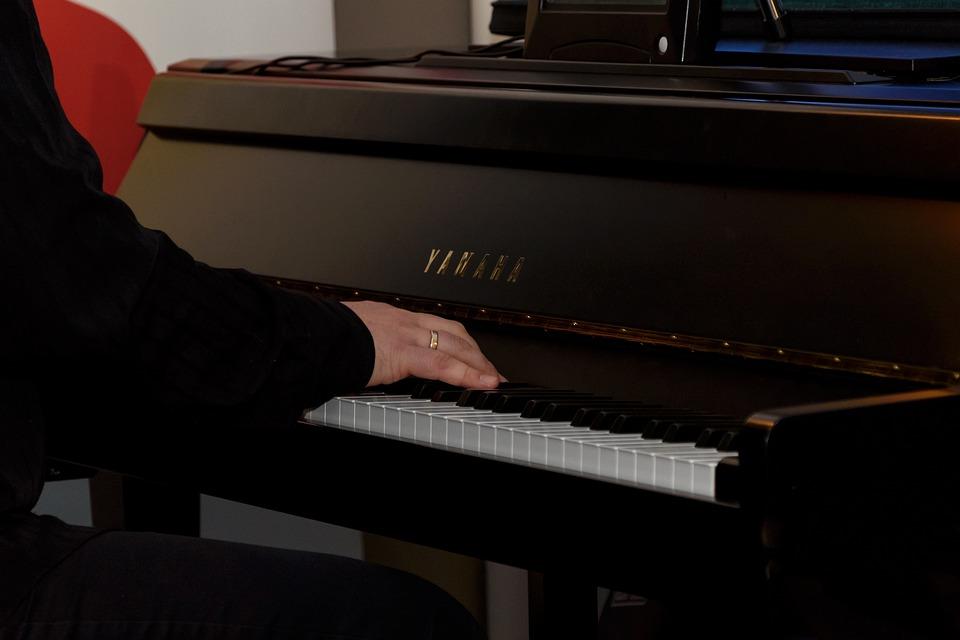 Concerto For Piano, Music, Pianist, Musician