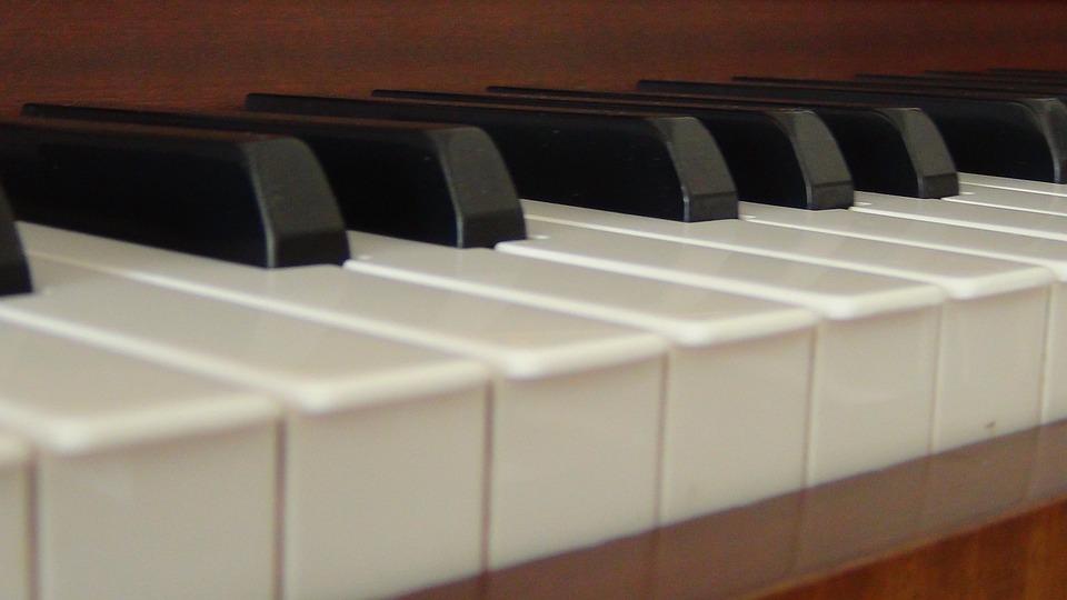 Keys, Piano, Piano Keyboard, Musical Instrument