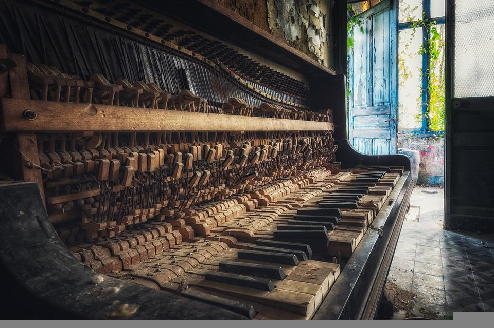 Piano, Instrument, Keyboard, Musical Instrument, Keys