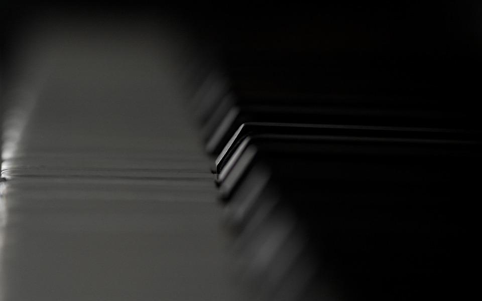 Piano, Piano Key, Music, Keyboard