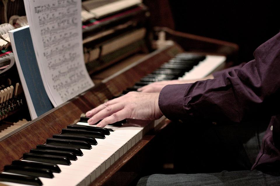 Piano, Instrument, Keys, Music, Piano Keyboard