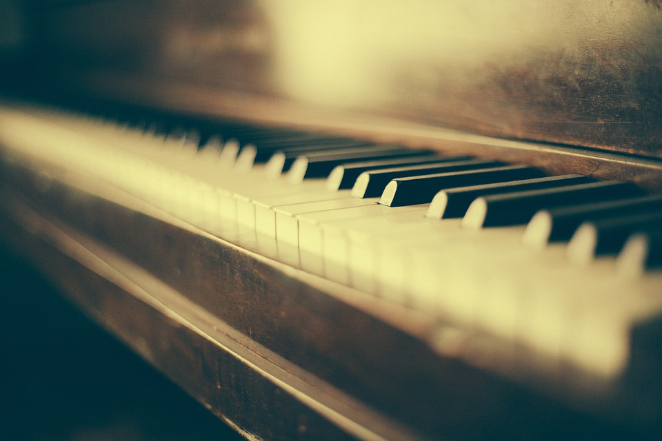 Piano, Grand Piano, Musical Instrument, Music