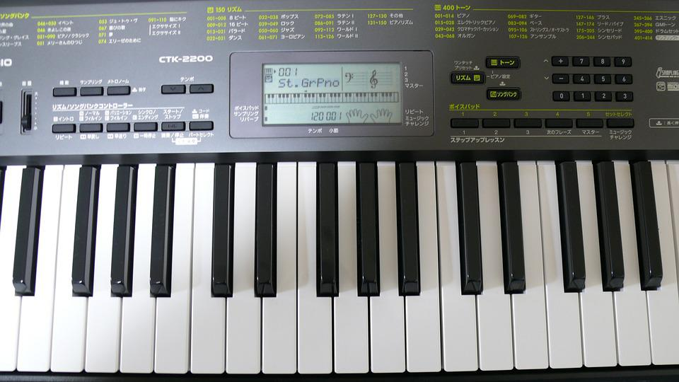 Piano, Musical Instruments